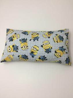 New Handmade Toddler Travel Size Pillow with Pillowcase Dayc
