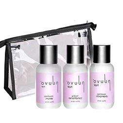 Nuuvo Haircare Travel Size Nourishing Shampoo + Healing Cond