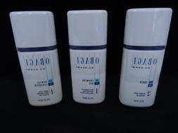 Obagi Nu-Derm Travel Size Set of 3 Toner Foaming Gel Gentle