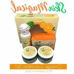Skin Magical Orange Cucumber, Whitening & Anti-Aging, Rejuve