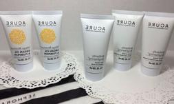 ACURE Organics - Set Of 5 - Face Cream, Face Scrub, Shampoo,