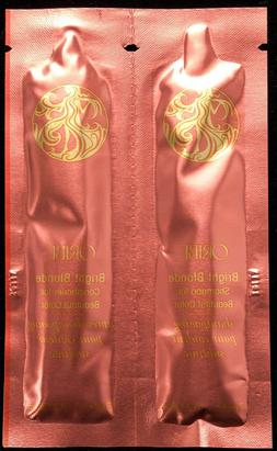 Oribe Bright Blonde Shampoo & Conditioner Travel Size Packet