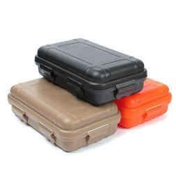 Outdoor Airtight Survival Storage Case Shockproof Waterproof