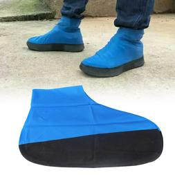 Outdoor Rain Boots Cover Waterproof Silicone Shoe Cover Nons