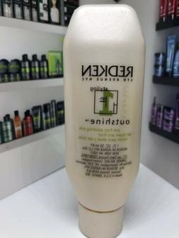 Redken Outshine 01 Anti-Frizz Polishing Milk NEW. FREE SHIPP