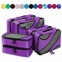 Packing Cubes 3 Various Sizes Travel Luggage Packing Organiz