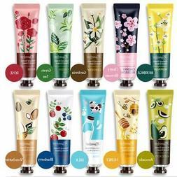 Ownest 10 Pack Plant Fragrance Hand Cream Moisturizing Hand