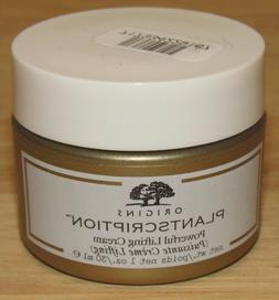 Origins Plantscription Powerful Lifting Cream 1 Oz Jar Trave