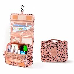 AutumnFall Pockettrip Hanging Toiletry Kit Clear Travel BAG