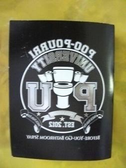 Poo-Pourri University Before-You-Go Toilet Spray .13oz / 4ml