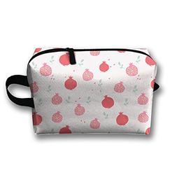 Allan J Beasley Portable Travel Makeup Cosmetic Bag Makeup C