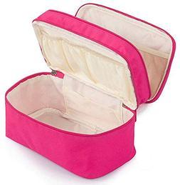 MISSLO Portable Travel Bra Underwear Socks Organizer 3 Layer