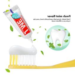 Portable Disposable <font><b>Toothbrush</b></font> With Toot