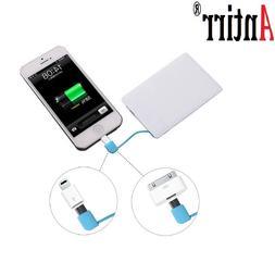 Portable Mini Ulter Slim Credit Card Wallet <font><b>Size</b