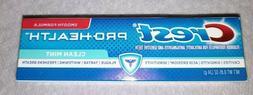 Crest Pro-Health Clean Mint Toothpaste 0.85oz Travel Size  E