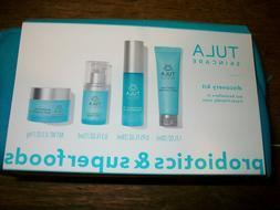 TULA Probiotic Skin Care Discovery Kit  Glowing Youthful Ski