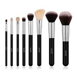 HFUN Professional Makeup Brushes Set Foundation Blush Brushe