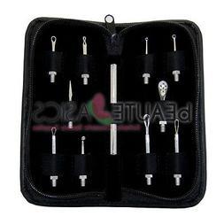 Professional Skin Care Facial Tool Extractor Facial Kit Set,