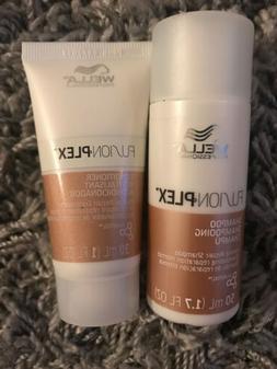 WELLA Professionals Fusionplex Shampoo & Conditioner Set Tra