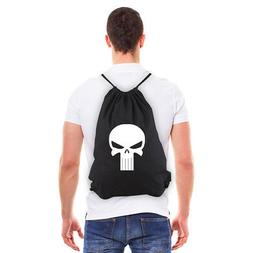 Army Force Gear The Punisher Skull Eco-Friendly Reusable Can