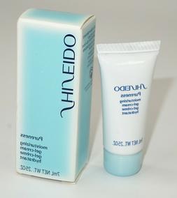Shiseido Pureness Moisturizing Gel-Cream Hydratant 0.25 Oz.