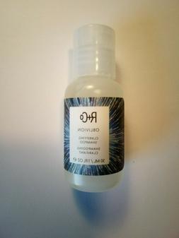 R + Co Oblivion Clarifying Shampoo 30 ML  / 1 OZ Sample / Tr