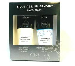 Actiiv Recover For Men Travel Size Duo Thickening Shampoo,Co