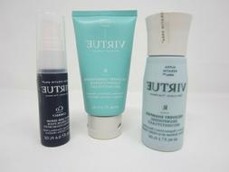 Virtue Recovery Shampoo & Conditioner and Split End Serum tr