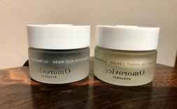 OMOROVICZA Rejuvenating Night Cream & Mud Mask Travel Size 0