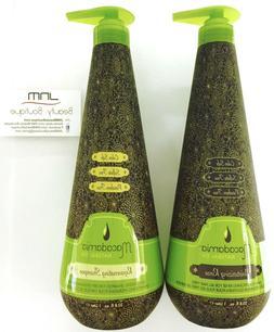 Rejuvenating Shampoo by Macadamia Oil for Unisex - 3.3 oz Sh