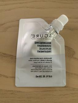 Acure Resurfacing Overnight Glycolic Treatment Travel Size 0