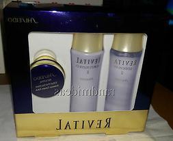 Shiseido Revital Travel Set #2-Dry Skin Type-Miniature/Sampl