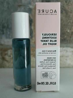 Acure Seriously Soothing Blue Tansy Night Oil Travel/Sample