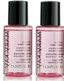 Set of 2 Travel Size Mary Kay Oil-Free Eye Makeup Remover NE