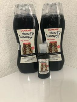 RAPUNZEL SHAMPOO FAST GROWTH HAIR 6CMS IN A MONTH! 2 PACK 1