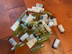 Shampoo, travel size, lot of 40