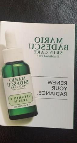 Mario Badescu Skin Care VITAMIN C SERUM All Skin Types Radia