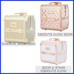 IMPRESSIONS Slaycube Makeup Travel Case, Portable Size
