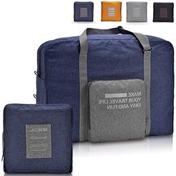 Spirit Airlines Foldable Travel Duffle Bag Tote Carry-on Lug
