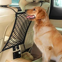 AutumnFall Storage Net, Car Dog Barrier Seat Net Organizer U