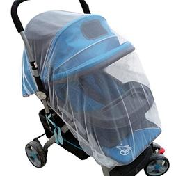 AutumnFallSummer Safe Baby Carriage Insect Full Cover Mosqui