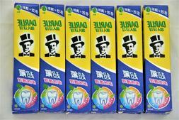 DARLIE Super Fluoro Strengthen Enamel Toothpaste 40G x 6 TRA