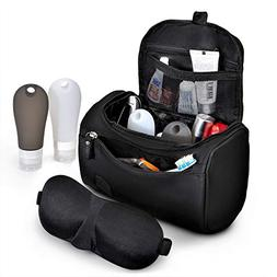 Toiletry Bag For Men And Women  – Water Resistant Organize