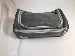 Pantheon Toiletry Organizer Wash Bag Hanging Dopp Kit Travel