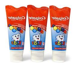Colgate Kids Toothpaste - 3.5 oz - Mild Bubble Fruit