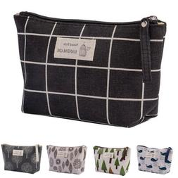 Travel Cosmetic Makeup Bag Organizer Portable Toiletry Stora