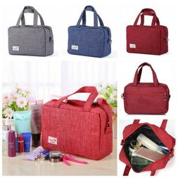 Travel Cosmetic Makeup Bag Toiletry Case Wash Organizer Stor