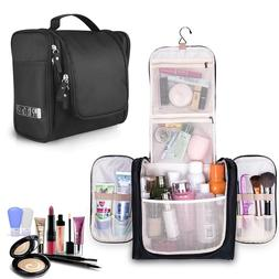 Travel Hanging Toiletry Bag Make Up Wash Bags organiser Shav