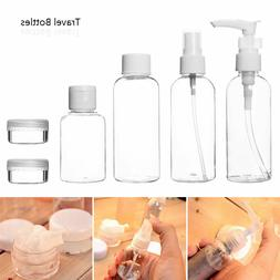 Travel Liquids Bottles Small bottles for makeup Cosmetic Toi