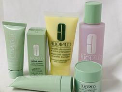 Clinique Travel Size Face Soap, Clarifying Lotion 3 & DDML D